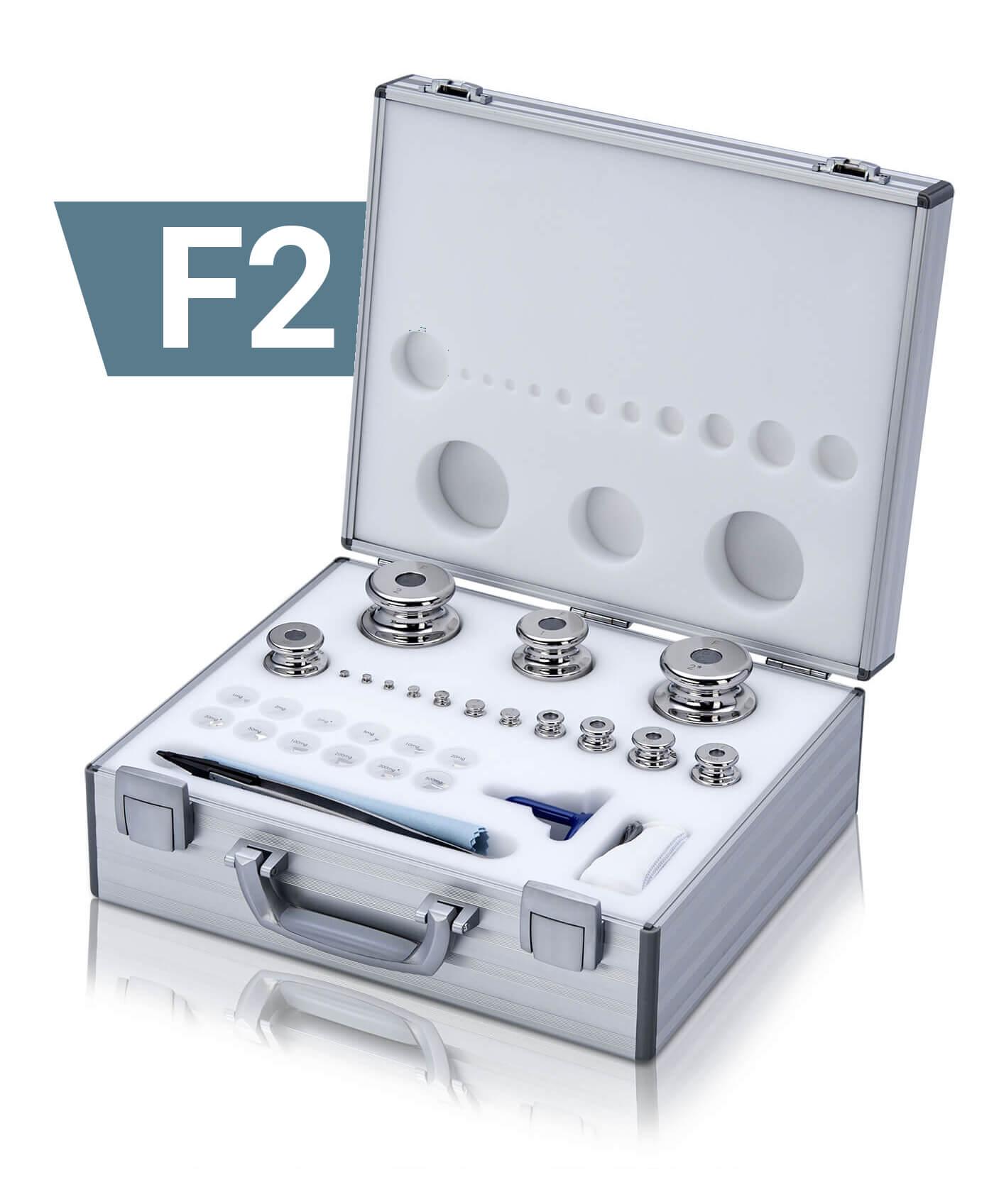 F2 Gewichtssatz