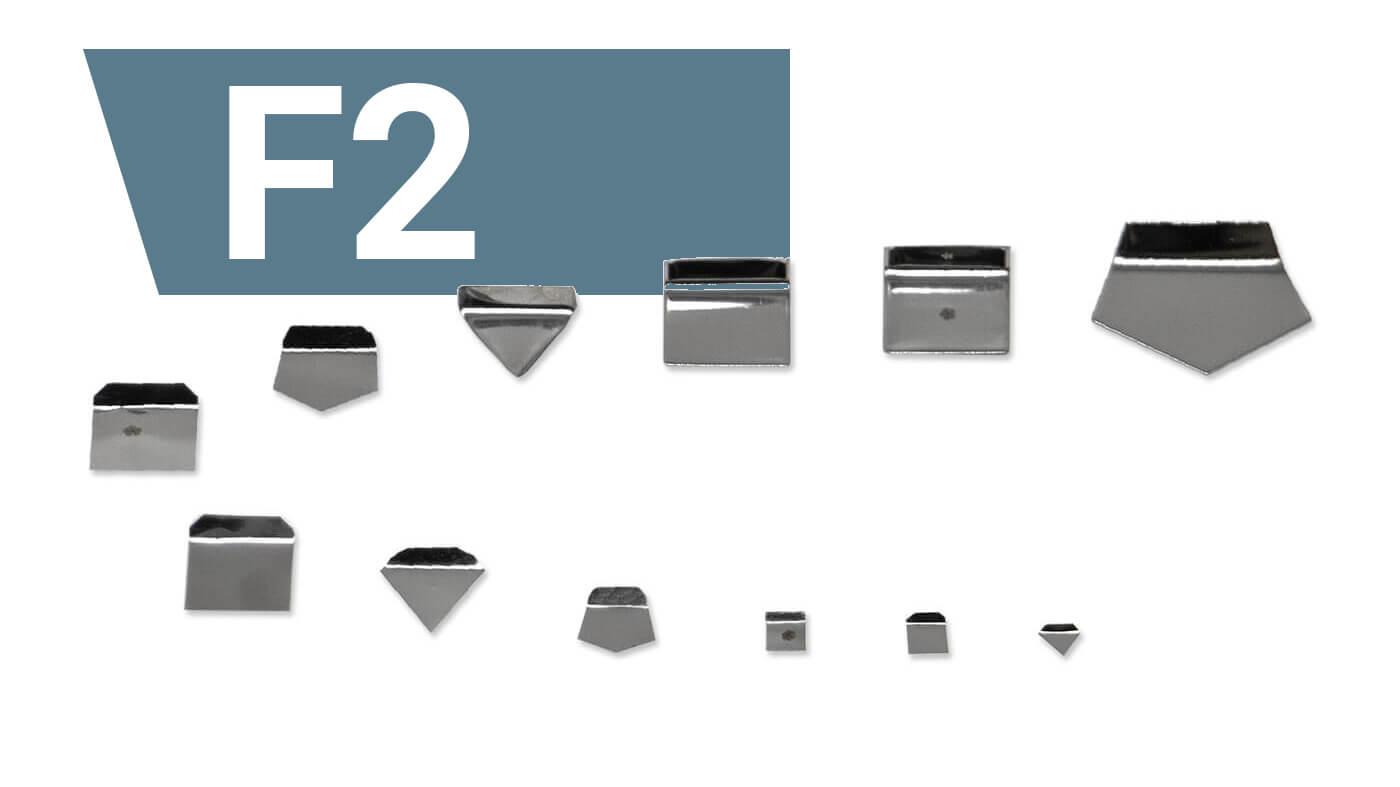F2 Milligram Weights
