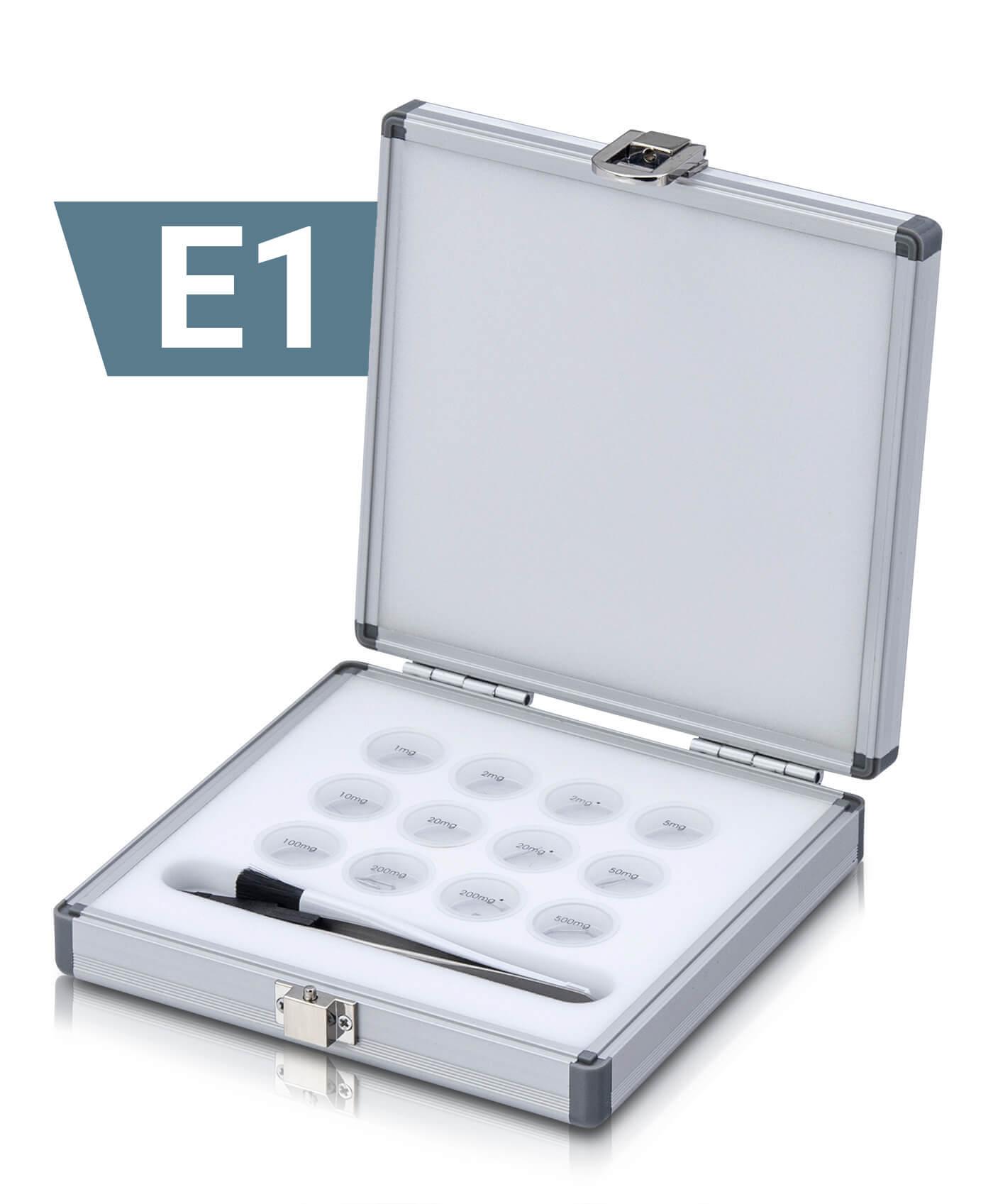E1 Gewichtssatz Solid