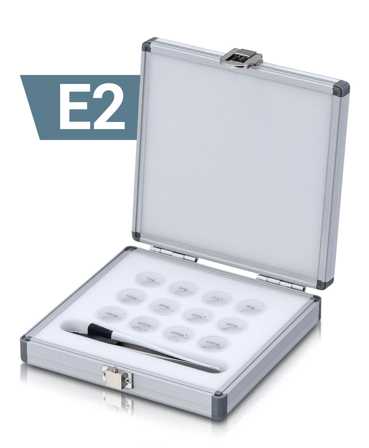 E2 Solid Weight Set