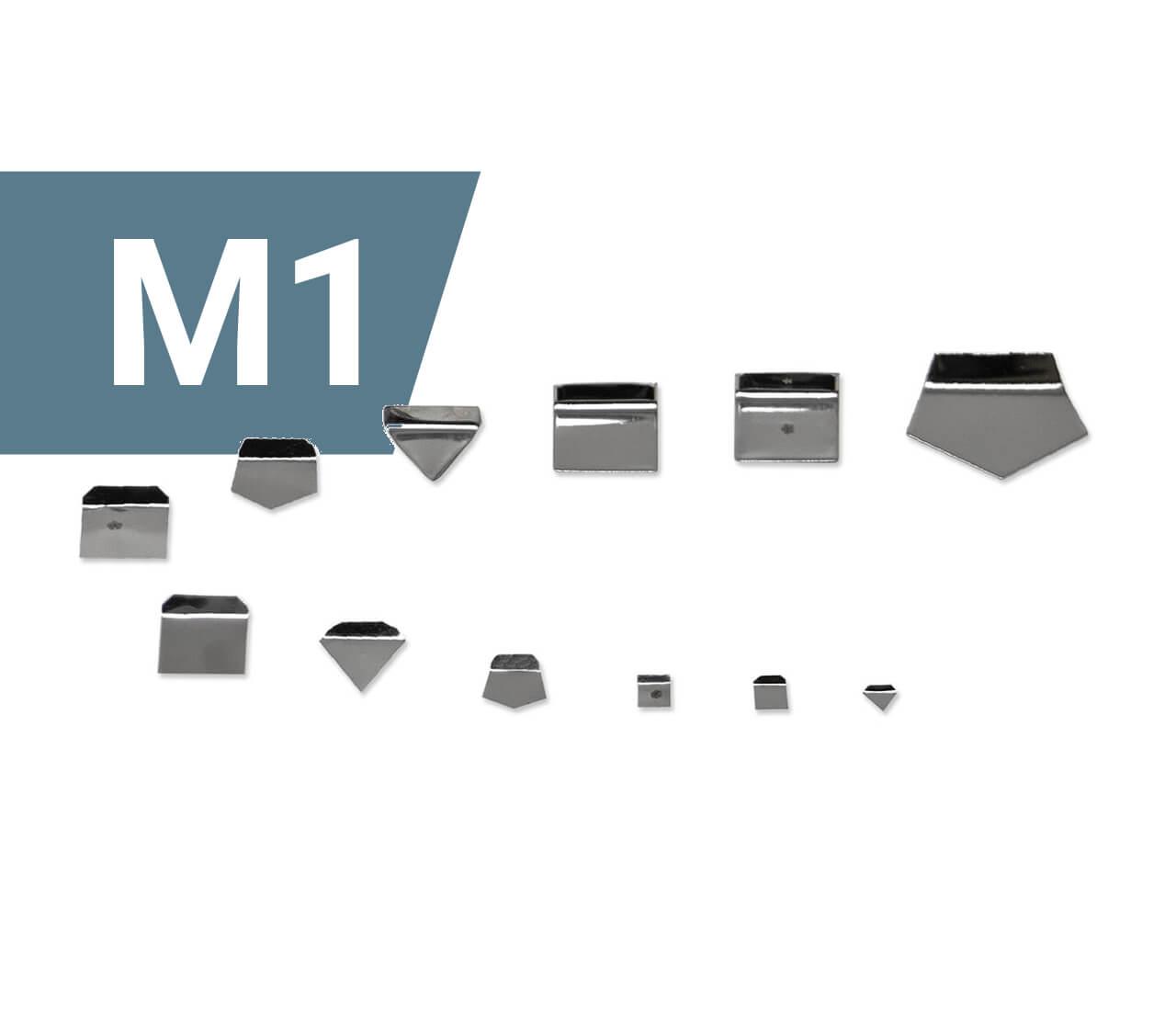 M1 Milligram Weights