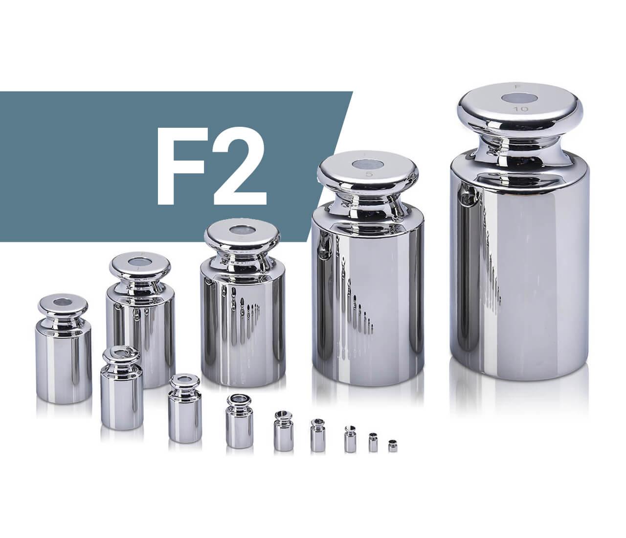 F2 Einzelgewicht Solid