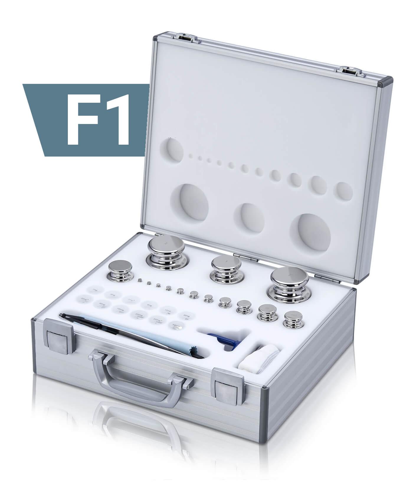 F1 Knob weight set